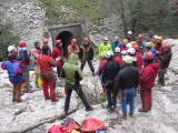 2016-02-06 Exercice secours Ardèche